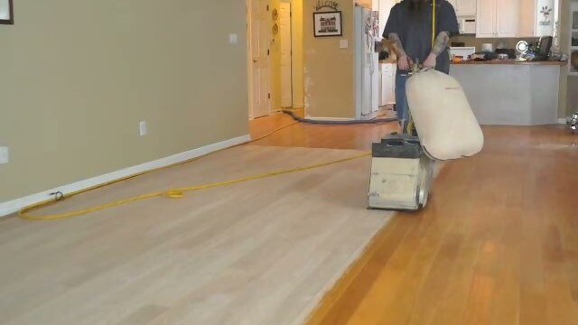 Experienced team in Floor Sanding & Finishing in Floor Sanding Hampton